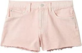 Lucky Brand Mid-Rise Cutoffs Shorts in Veiled Rose