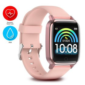 TSV Smart Watch for Women, Smartwatch with Colorfu