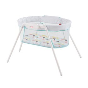 Fisher-Price Stow 'N Go Bassinet with Travel Bag S