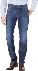 Hudson Jeans Byron Five-Pocket Straight Zip Fly in