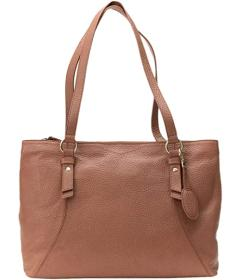 Born Poirot Leather Tote