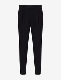 Armani STRETCH TWILL TROUSERS
