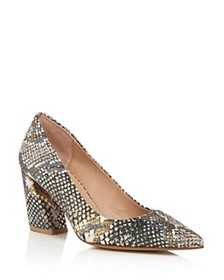 Charles David - Women's Arsenal Pointed-Toe Pumps