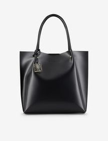 Armani TOTE WITH PIERCINGS