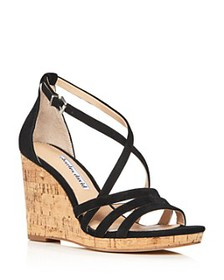 Charles David - Women's Randee Wedge Heel Sandals