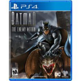 Batman: The Enemy Within - The Telltale Series - P
