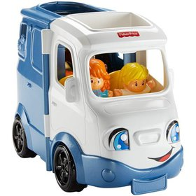 Fisher-Price Little People Songs & Sounds Camper,