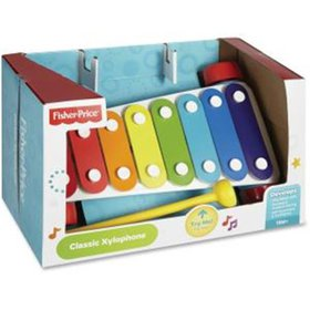 Fisher-Price FIPCMY09 Classic Xylophone Pulltoy