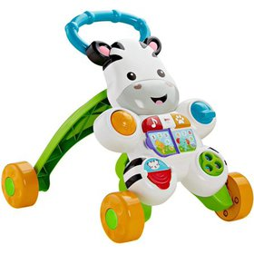 Fisher-Price Learn with Me Zebra Walker, 2 ways to