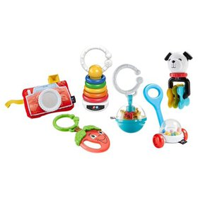 Fisher-Price Tiny Take-Alongs Gift Set, Gift set i