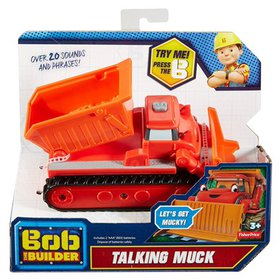 Fisher-Price Bob the Builder, Talking Muck, Talkin