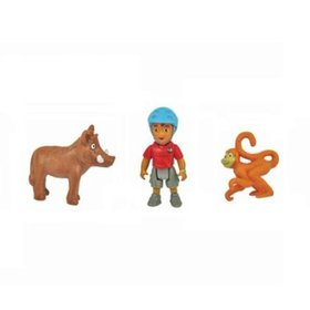 Diego's Rescue Center Replacements Pieces (Model R