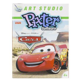 Pixter Color Creativity ROM - Cars, For use with P