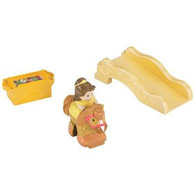 Fisher-Price Little People Disney Klip Klop BelleI