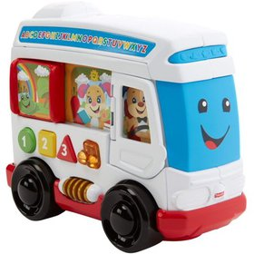 Fisher-Price Laugh & Learn Learn Around Town Bus,