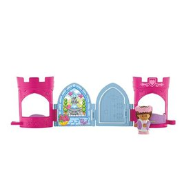 Fisher-Price Little People Maid Marian Pop Open Ca