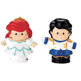 Fisher-Price Little People Disney 2 Pack: Ariel an