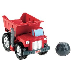 Fisher-Price Big Action Boulder Boost Dump Truck,