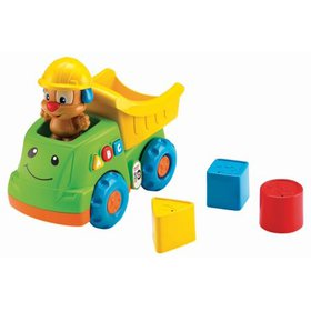 Fisher-Price Laugh & Learn Puppy's Dump TruckTwo l