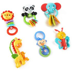 Fisher-Price Playful Pals Gift SetImported By Fish