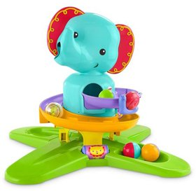 Fisher-Price Silly Safari Swirlin' Surprise Elepha