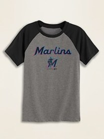 MLB® Team-Graphic Raglan Tee for Boys