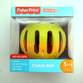 Fisher-Price Action/reaction Toys - Clutch Ball