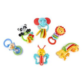 Fisher-Price Playful Pals Gift Set, Gift set inclu