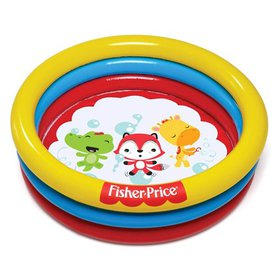 Fisher Price 3 Ring Fun And Colorful Ball Pit Pool