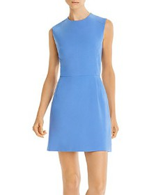 FRENCH CONNECTION - Whisper Sundae Solid Mini Dres
