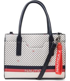 Nautica Cast Your Nets Sandy Jr. Satchel