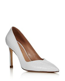 Stuart Weitzman - Women's Anny Pointed-Toe Curved
