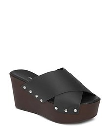 Charles David - Women's Fiji Cross Strap Platform
