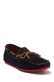 T.B. PHELPS Verona Suede Loafer