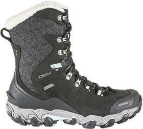 """Oboz Bridger 9"""" BDry Insulated Winter Boots - Wome"""