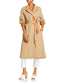 Tory Burch - Reversible Trench Coat