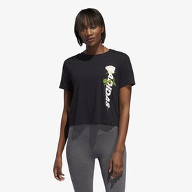 adidas Athletics Roses Floral T-Shirt