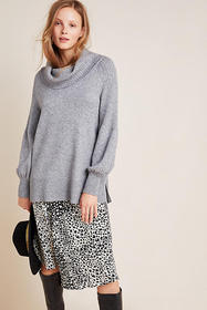 Anthropologie Paloma Knit Tunic