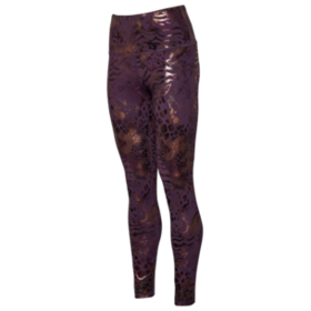 Lola Getts Animal Print Hi Rise Leggings