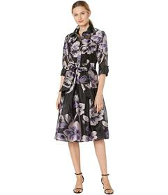 Tahari by ASL Cocktail Shirtdress