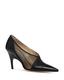 Jimmy Choo - Women's Siba 85 Pointed-Toe Pumps