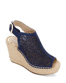 Kenneth Cole - Women's Olivia Perforated Espadrill