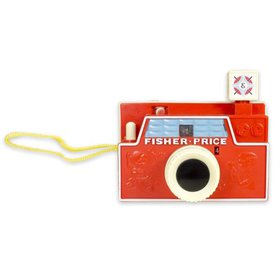 Fisher-Price Classic Changeable Picture Disk Camer