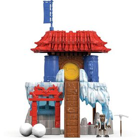 Fisher-Price Imaginext, Yeti Temple Mine, Turn the