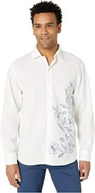 Tommy Bahama Tommy Bahama - Ink Wash Floral Long S