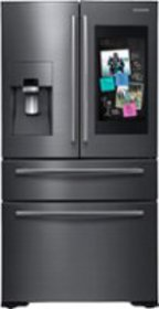 Samsung - Family Hub 27.7 Cu. Ft. 4-Door French Do