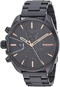 Diesel MS9 Chronograph Stainless Steel Watch DZ452