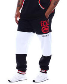 Ecko blocked out jogger (b&t)