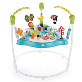 Fisher-Price Color Climbers Jumperoo Home Baby Toy