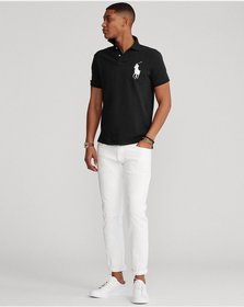 Ralph Lauren Big Pony Mesh Polo Shirt - All Fits